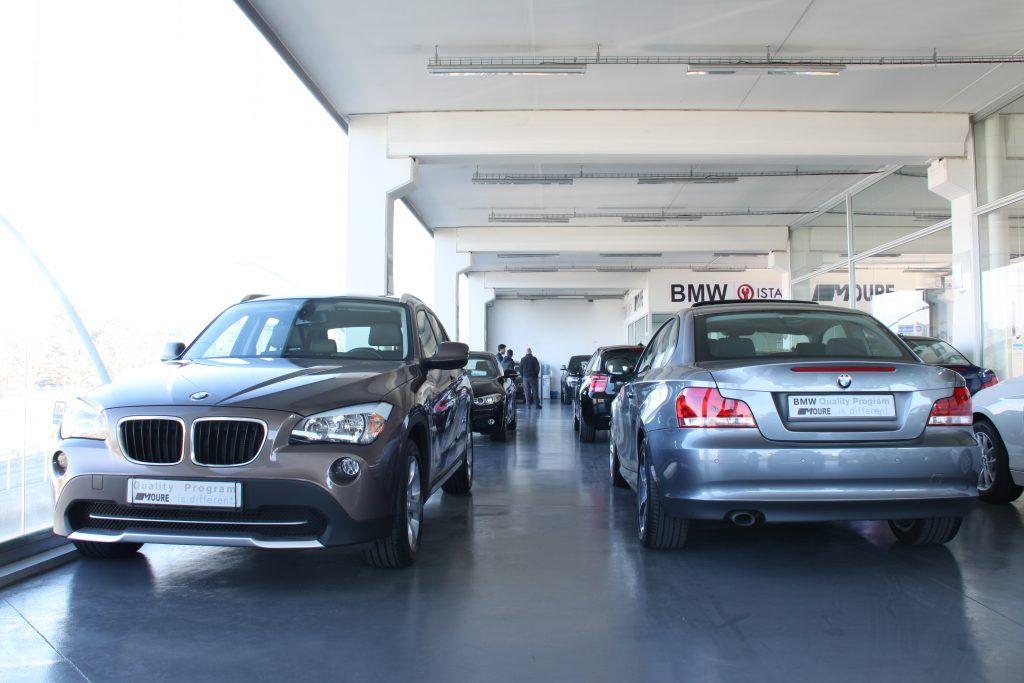 Autos Moure - Sección de vehículos